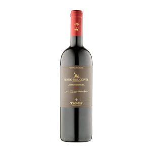Rosso del conte rosso contea di scafani doc 2014 – Tenuta Regaleali- Tasca D'Almerita